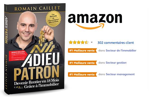 Livre Romain Caillet